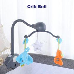 Baby Bassinet Crib Bell Co Sleeping Bedside Infant Newborn Music