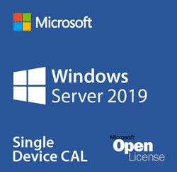 Microsoft Windows Server 2019 User CAL OLP No Level Single Pack