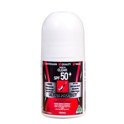 Ultra Protect Sunscreen Roll On SPF 50+, 100ml, 100 Percent Australian Made, Each