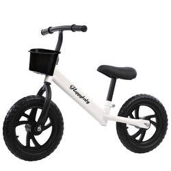 Adjustable Seat Kids Balance Bike Baby Girl Boys Training Push Bicycle