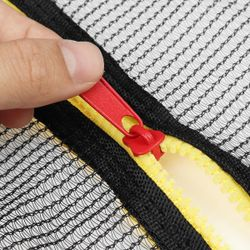 Replacement Trampoline Safety Pole Net Round Spare 6ft 8/10/12/ 13/14/16ft