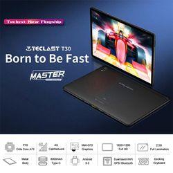 "AU Teclast T30 10.1"" Octa Core 4GB+ 64GB ROM Dual Camera Tablet PC With Keyboard"