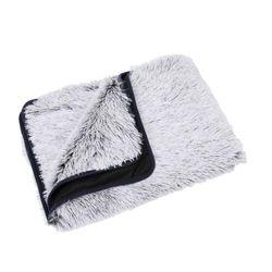 Pet Blanket Dog Cat Rug Puppy Kitten Calming Plush Soft Warmth Fleece 70X100 cm