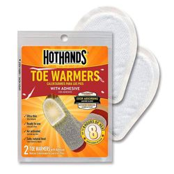 Hot Hands Toe Warmers 2 Pack