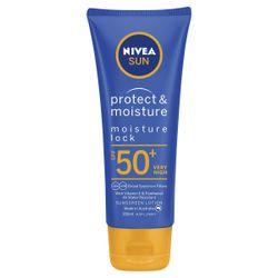 Nivea Sun Protect & Moisture SPF 50+ 100ml