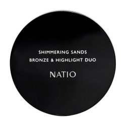 Natio Shimmering Sands Bronze & Highlight Duo