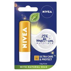 Nivea Lip Balm Sun Protect SPF 30 4.8g