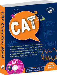 CAT Question Bank 2015 (With Cd)
