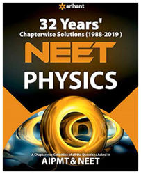32 Years Chapterwise Solutions CBSE AIPMT NEET Physics