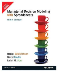 Managerial Decision Modeling with Spread