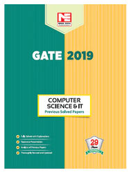 GATE 2019 Computer Science and IT Engineering Solved Papers