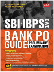 SBI IBPS CWE -Bank PO Guide Preliminary Examination