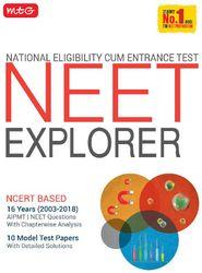NEET Explorer 2018