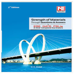 CE ME Strength Of Materials through Ques Ans for ESE GATE PSUs