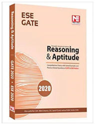 Reasoning Aptitude for GATE 2020 and ESE 2020 (Prelims) - Theory and Previous Year Solved Papers