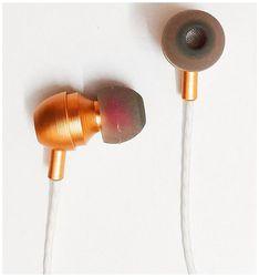 BS Power EZ237-Goldberg In-Ear Wired Headphone ( Gold )