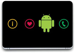 Gallery 83 - android Laptop Decal laptop skin sticker 15 6 inch (15 x 10) Inch G83 skin 01 3469
