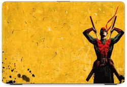 Gallery 83 - deadpool pulp Exclusive High Quality Laptop Decal laptop skin sticker 15 6 inch (15 x 10) Inch g83 skin 1414new