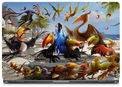 Gallery 83 - Let Me Take You To Rio Laptop Decal laptop skin sticker 15 6 inch (15 x 10) Inch g83 skin 0525new