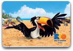Gallery 83 - rio bird Laptop Decal laptop skin sticker 15 6 inch (15 x 10) Inch G83 skin 01 3632