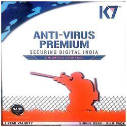 K7 ANTIVIRUS PREMIUM 2 PC 1 YEAR 2016