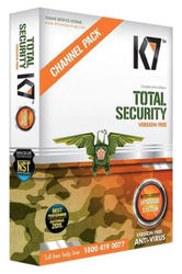 K7 Total Security (5 PC 1 Year)