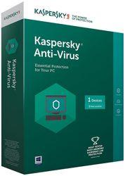 Kaspersky Anti Virus ( 1 PC 3 yr )