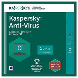 Kaspersky Anti Virus ( 1 PC 1 yr )