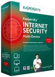 Kaspersky Internet Security ( 5 PC 1 yr )