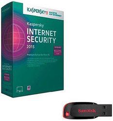 Kaspersky Internet Security ( 1 PC 1 yr )