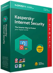 Kaspersky Internet Security 2018 1Pc 1Year New Slim Pack Automatically Upgrade (Cd 365 Days valid Serial Key)
