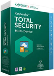 Kaspersky Total Security 2016 (Multi Device) (1PC 1 Year)