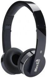Merlin On-Ear Wired Headphone ( Black )