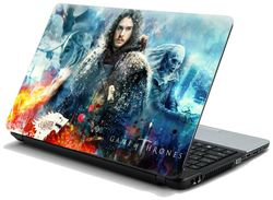 Namo Arts Game Of Thrones Laptop Skin Stickers HP-Dell-Lenovo-Acer-Asus Laptops Notebooks 15 6 inch