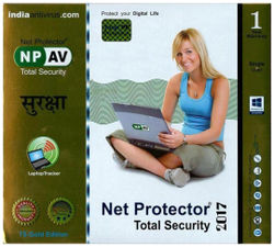 Net Protector Total Security 3 Pc 1 Year
