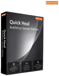 Quick Heal Anti Virus For Server (1 PC 1 Year)