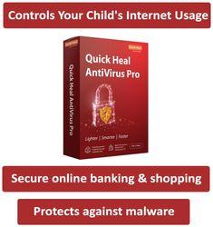Quick Heal Antivirus Pro (1 User 3 Year)