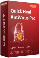 Quick Heal Anti Virus Pro ( 1 PC 3 yr )