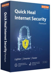 Quick Heal Internet Security ( 1 PC 1 yr )