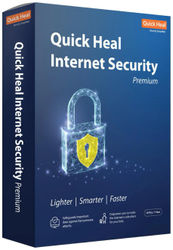 Quick Heal Internet Security ( 10 PC 1 yr )
