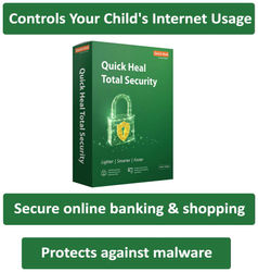 Quick Heal Total Security Latest Version (2 User 3 Year)