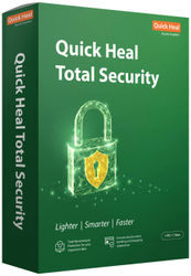 Quick Heal Total Security (1 User 1 Year)