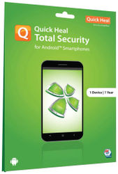 Quick Heal Total Security ( 1 PC 1 yr ) For Android