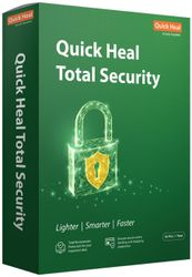 Quick Heal Total Security ( 10 PC 1 yr )