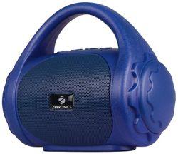 Zebronics ZEB-COUNTY Wired Bluetooth Portable speaker ( Blue )