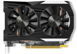 ZOTAC GeForce GTX 1050 Ti mini ZT-P10510A-10L 4GB GDDR5 PCI Express Graphics Card