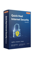 Quick Heal Internet Security (2 Pc 3 Years)-(Email Delivery in 2 hours- No CD)