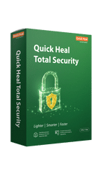 Quick Heal Total security (5 pc 1 year)-(Email Delivery in 2 hours- No CD)