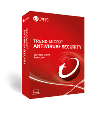 Trend Micro Antivirus Security Latest Version (Windows) - 2 Users 1 Year (Email Delivery in 2 Hours - No CD)