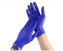 ACE N KING Nitrile Non-Sterile Medical Examination Disposable Gloves - 25 Pairs
